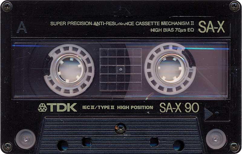 TDK SA-X 90