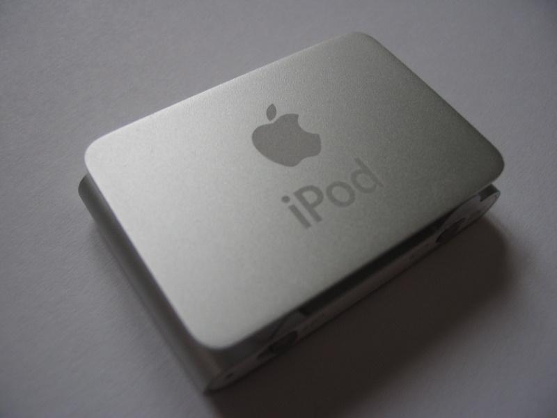 iPod back