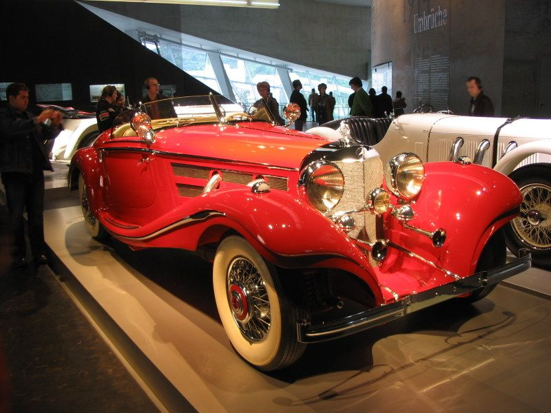 Mercedes-Benz Spezial-Roadster