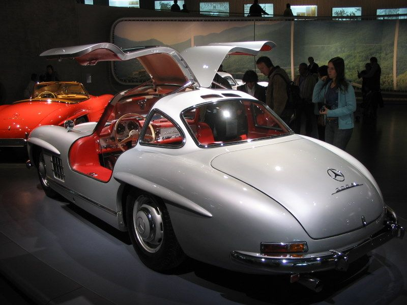 Mercedes-Benz 300 SL Coupe